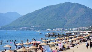 Türkiyenin turizm geliri rakamları açıklandı