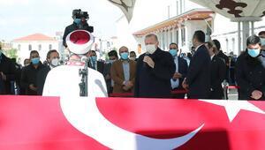 Son dakika... Burhan Kuzuya veda... Cumhurbaşkanı Erdoğan: Çok kısa sürede kaybettik