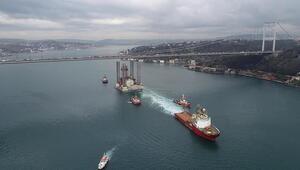 Türk boğazlarından 9 ayda 59 bin 670 gemi geçti