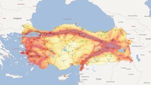 Fay hattı sorgulama: Evimin altından fay hattı geçiyor mu MTA ve AFAD Türkiye fay hattı sorgulama ekranı