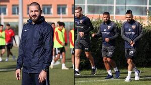 Kayserisporu kupa maçına Gökhan Ünal hazırlıyor