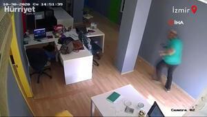 Son dakika... İzmirde depremin yaşattığı paniğin yeni görüntüleri ortaya çıktı