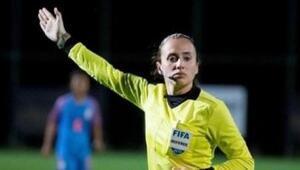 Cansu Tiryaki, UEFA Kadınlar Şampiyonlar Ligi 1. eleme turu maçında görevlendirdi