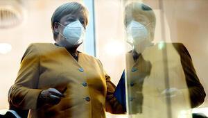 Merkelde korkutan açıklama Endişe verici