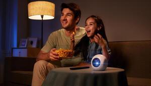 Ankerden evlere özel minik projektör: Nebula Astro