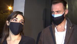 Kerem Bürsin ve Hande Erçelden aşk iddialarına cevap