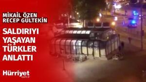 Viyanadaki Terör Saldırısına Şahit Olan Türkler Yaşadıklarını Anlattı...