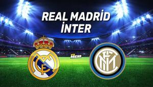 Real Madrid Inter maçı saat kaçta hangi kanalda