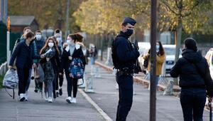 Paris ve çevresinde tam gün sokağa çıkma yasağından vazgeçildi