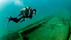 Çanakkale Savaşı batıkları, 2021 baharında dalışa hazır