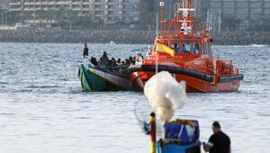 İspanya kıyılarına son 3 günde 770 düzensiz göçmen geldi