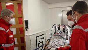 Almanya'da son 24 saatte 15 bin 352 yeni koronavirüs vakası