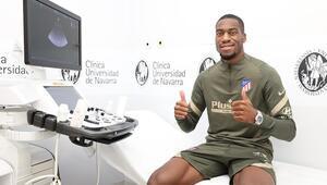Son Dakika   Atletico Madrid, Kondogbia transferini açıkladı