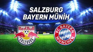 Salzburg Bayern Münih maçı saat kaçta, hangi kanalda