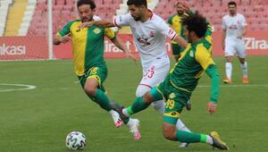 Ziraat Türkiye Kupası | Balıkesirspor 5-6 Esenler Erokspor (Penaltılar sonucu)