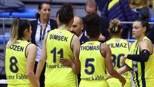 Kadınlar Basketbol Ligi | Fenerbahçe Öznur Kablo 110-54 Samsun Canik Belediyespor