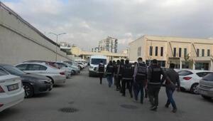Mardin merkezli 4 ilde joker operasyonu: 10 gözaltı