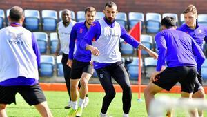 Medipol Başakşehir, Manchester United maçına hazır