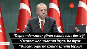 Son dakika haber... Cumhurbaşkanı Erdoğandan kritik toplantı sonrası önemli açıklamalar