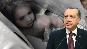 Son dakika haberi... Cumhurbaşkanı Erdoğan: Ayda enkazdan çıkarken hüngür hüngür ağladım