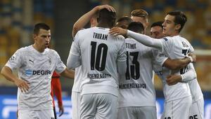 Shakhtar Donetsk 0-6 Mönchengladbach (Maç sonucu ve özeti)