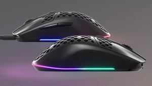 SteelSeries Aerox 3 ve Aerox 3 Wireless oyun fareleri tanıtıldı