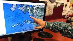 Son dakika haberleri... Korkutan açıklama: Olası Marmara depreminde tsunamide dalgalar 200 metre içeri girebilir
