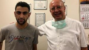 Mahsum, yüzde 1 görülen nadir hastalıktan Antalyada kurtuldu