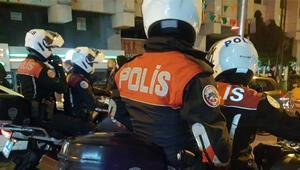 Ankarada eğlence mekanlarına polis denetimi
