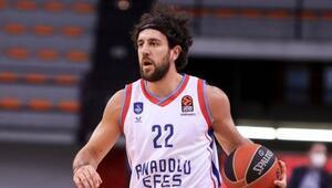 Anadolu Efesin konuğu Maccabi Avrupada 692. maç...