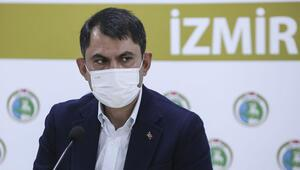 Son dakika haberler... Bakan Kurumdan İzmir depremine ilişkin önemli açıklamalar