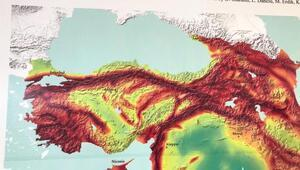 Marmara Denizi altında büyük bir deprem riski var