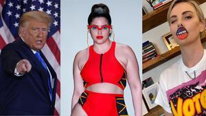 Donald Trump, ünlü çiftin arasını bozdu