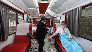 İnegöl Belediyesinden kan bağışı kampanyası