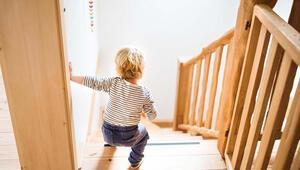 Salgında döneminde çocuklar ev kazasına daha fazla maruz kalabiliyor