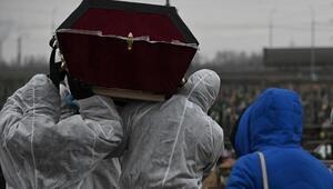 Rusyada alarm koronavirüste hem vaka hem de can kaybında rekor kırıldı