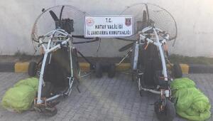 Hatayda paramotor ve yamaç paraşütü faaliyetleri yasaklandı