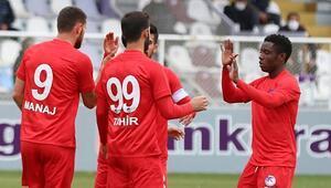 Ziraat Türkiye Kupası | Ankara Keçiörengücü 6-0 Büyükçekmece Tepecikspor