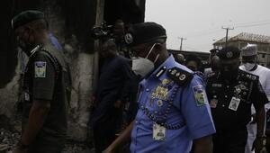 Nijeryada askeri aracın çarptığı mayının patlamasıyla 9 asker öldü