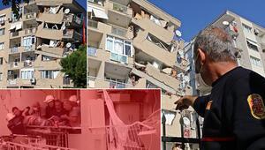Son dakika haberler: İzmirdeki depremde inanılmaz anlar: Onları görünce dizlerimin bağı çözüldü