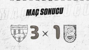 Ziraat Türkiye Kupası | Royal Hastanesi Bandırmaspor 3-1 Belediye Derincespor