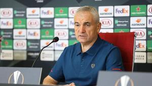 Sivasspor Teknik Direktörü Rıza Çalımbay: Gidebildiğimiz yere kadar gideceğiz...