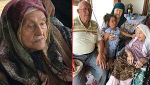 109 yaşındaki Penbe Nineden bir gün sonra acı haber
