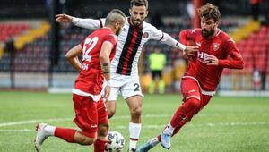 Fatih Karagümrük 3-2 Nevşehir