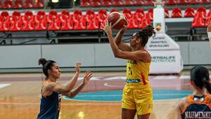 Bellona Kayseri Basketbol 82-96 ÇBK Mersin Yenişehir Belediyespor