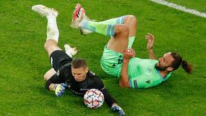 Zenit 1-1 Lazio maçı