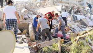 AFAD, İzmir depremindeki son durumu açıkladı