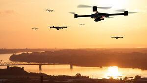 İnsansız hava aracı ile yaban hayatı envanteri gerçekleştirildi