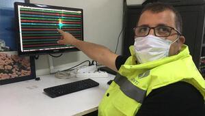 İzmirde fay hattına erken uyarı sistemi kurulacak