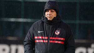 Gaziantep FKnın konuğu Beşiktaş Sumudica takımın başında olacak...
